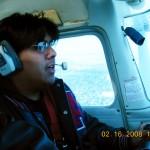 Michael as Pilot