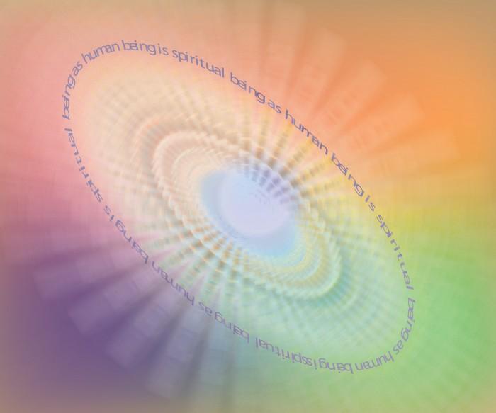spiritual being human being spiritual