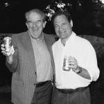 Willis Harman and Larry Perlman
