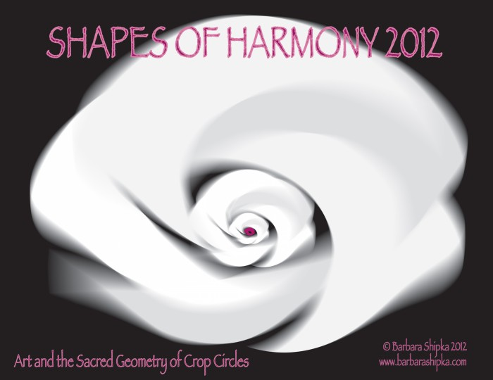 2012 Shapes of Harmony Calendar