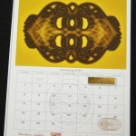 Calendar on Photo Paper